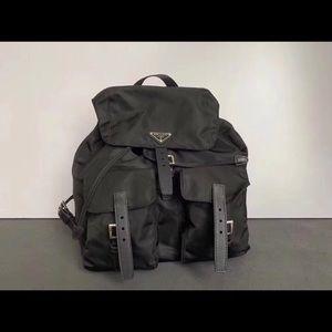 Prada Nylon small backpack